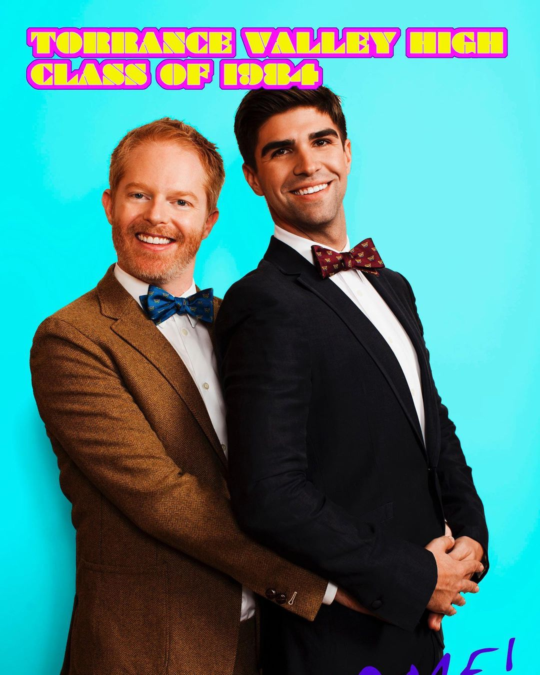 Jesse Tyler Ferguson's boyfriend is glad that wins Biden, because he support gay families with children