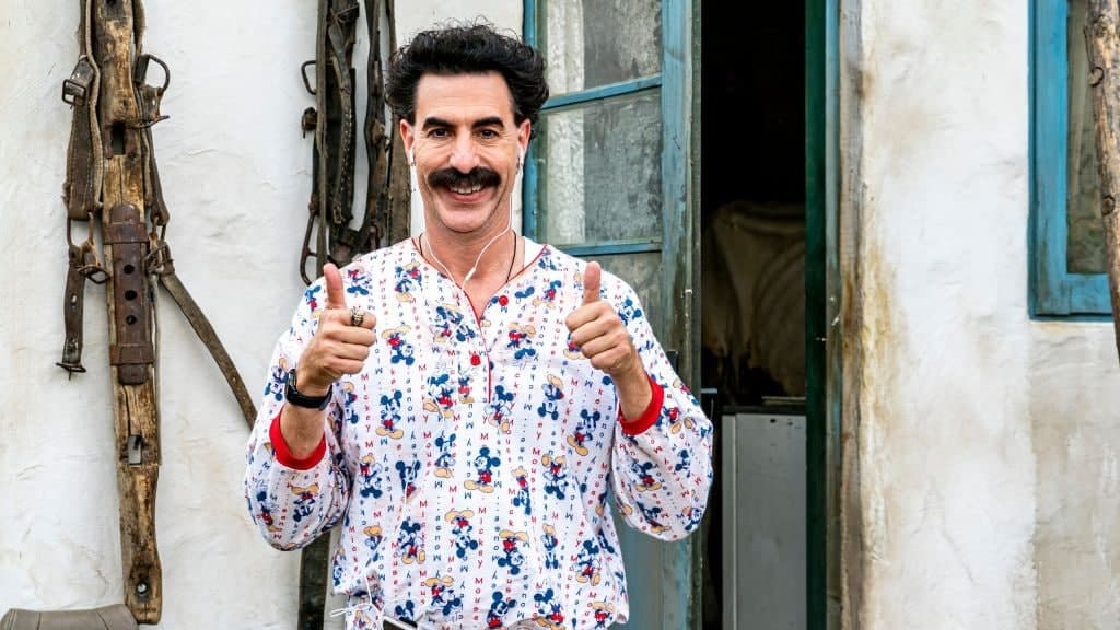 "The Association of Kazakh-Americans opposed the nomination of the sequel ""Borat"" for the main film awards of the year"