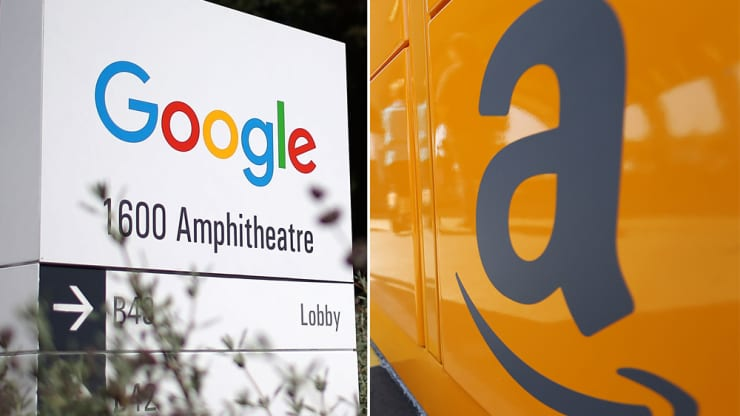 French privacy regulator fined Google and Amazon for breach of data privacy