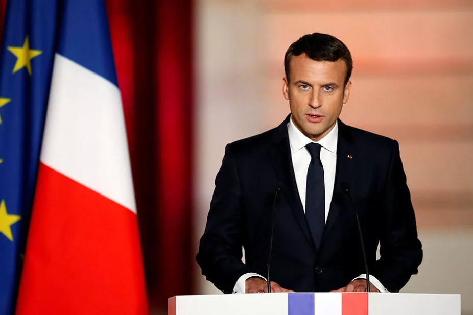 France to hold referendum to include climate protection clause in constitution