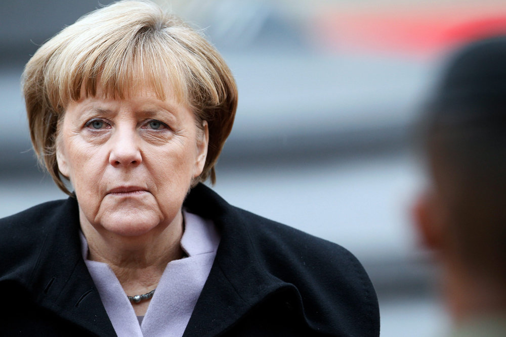 Germany extended lockdown because of coronavirus until January 31