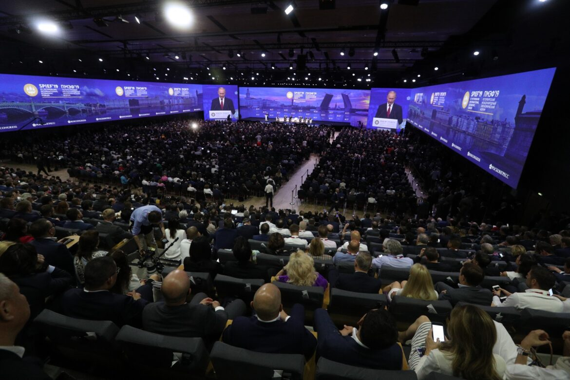 SPIEF 2021 will be held in full-time format using modern digital technologies