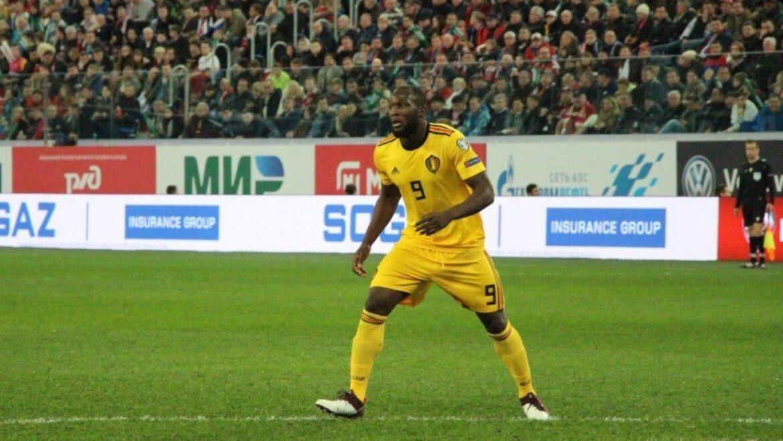 Romelu Lukaku named best player of the match Denmark – Belgium