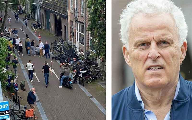 Famous Dutch journalist shot dead in Amsterdam