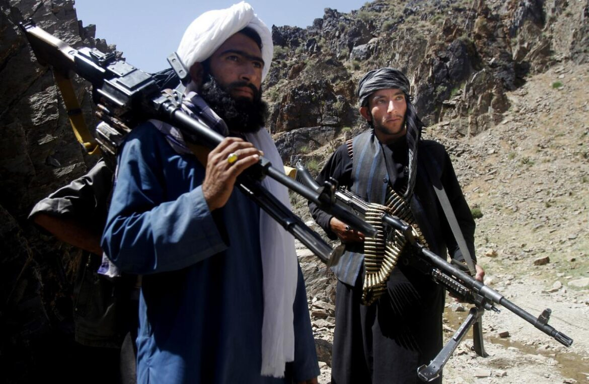 Taliban urge residents of Kabul to surrender government vehicles and weapons in the coming week