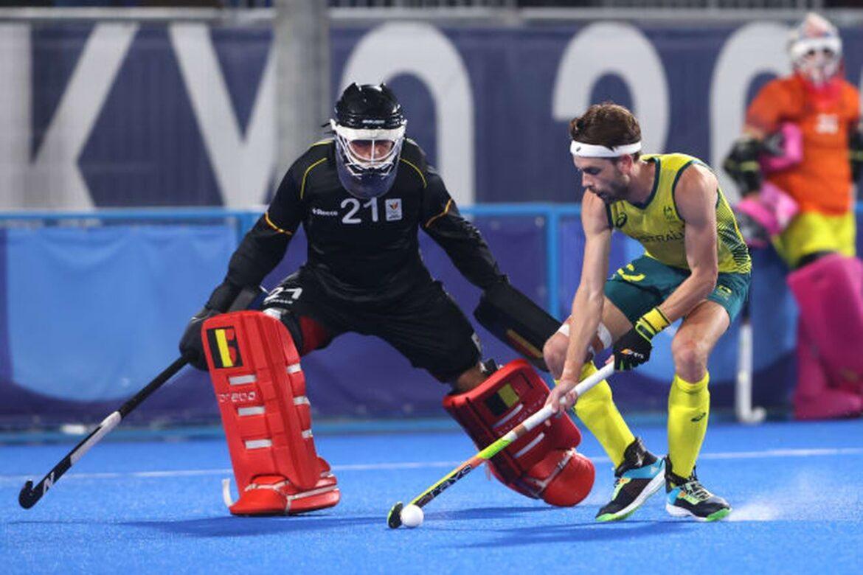 Belgium men's national team wins 2020 Olympic gold field hockey
