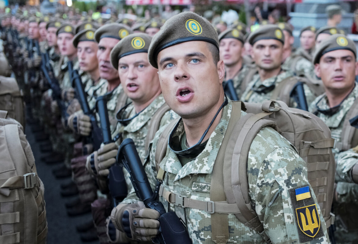 Internal plan of the Armed Forces of Ukraine demonstrates the plan of attack of the authorities with their own population